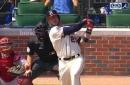 Tyler Flowers blasts grand slam in Braves' win over Reds