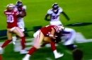 Kyle Juszczyk shows elusiveness, physicality on same play