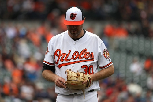 Orioles fall to Angels 5-4 in Tillman's return to rotation