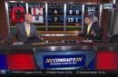 Al and Jensen on the playoff implications of Indians-Red Sox series