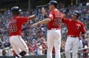 Clean sweep: Rosario, Twins run Arizona out of town with 12-5 win