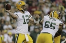 Packers backup QBs following Aaron Rodgers' lead