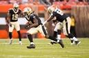 WATCH: Saints Running Back Alvin Kamara Busts a 50 Yard Touchdown Run