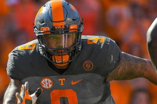 Report: Eagles' Derek Barnett May Miss Time Due To Injury