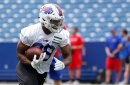 Bills waive former Tennessee tight end Jason Croom