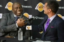 Lakers' Magic Johnson at center of NBA probe into Paul George tampering