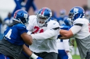 Ereck Flowers is determined not to be the Giants' weak link