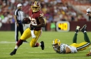 Redskins Vs. Packers - Studs and Duds