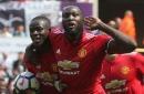 Manchester United player Romelu Lukaku explains Eric Bailly celebration