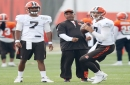 If DeShone Kizer outplays Brock Osweiler vs. Giants, he can make Hue Jackson's decision tough