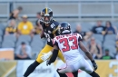 Steelers players take to Twitter after their preseason win over the Falcons