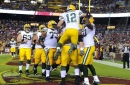 Offensive Unit Analysis: Packers' first teamers shine in Washington