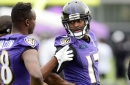 ICYMI: Mike Wallace identifies Joe Flacco as the Ravens 'weapon X'