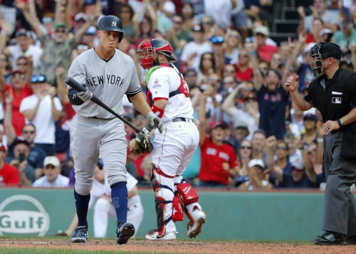 MLB playoff odds: Where do Yankees stand after tough weekend vs. Red Sox?