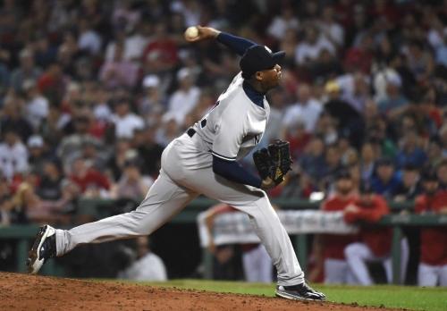 Yankees recent bullpen issues go beyond Chapman