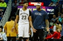 Anthony Davis continues to assert his leadership on the New Orleans Pelicans