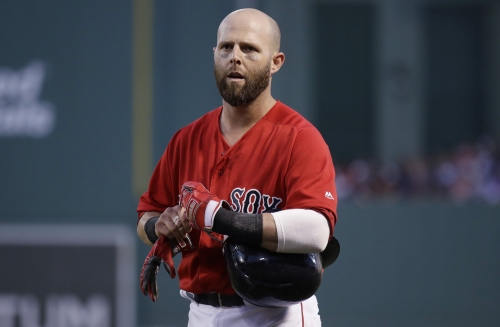 Dustin Pedroia injury update: Boston Red Sox 2B does some running, change-of-direction drills