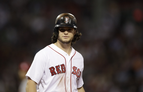 Andrew Benintendi, Boston Red Sox phenom, bashes a 367-foot homer reminiscent of his ALDS Game 1 home run (VIDEO)