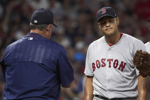 Red Sox 4, Indians 5: A bonkers loss, told through tweets