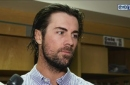 Cole Hamels on getting early outs in win over Angels