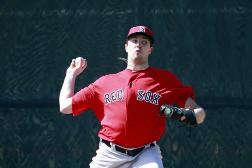 Daily Red Sox Links: Carson Smith, Rick Porcello, Rafael Devers
