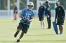 Lions WR Golden Tate could be headed for more time in the slot