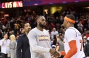LeBron denies knowledge of Blake Griffin's speculation that he signs in New York