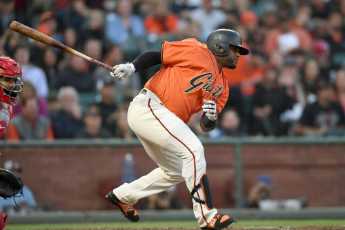 At what point do the Giants give up on Pablo Sandoval?