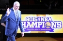 Jerry West did not want to leave the Warriors