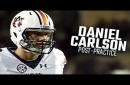 Auburn's Daniel Carlson, Braden Smith named AP preseason All-Americans