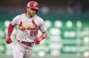 Tommy Pham had some cool cleats - A Hunt and Peck