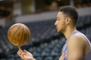 Watch Ben Simmons dominate a bunch of small white guys in basketball