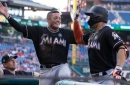 Marlins, Phillies combine for 9 HRs as Fish take Game 1 of doubleheader