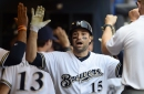 Walker gets to audition for future employment while enjoying playoff race with Brewers