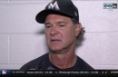 Don Mattingly discusses homer-filled victory