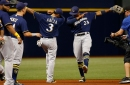 Notes: Counsell believes youth has worked for Brewers in playoff race, not against them