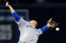 Blue Jays fall into early hole, never recover in loss to Rays