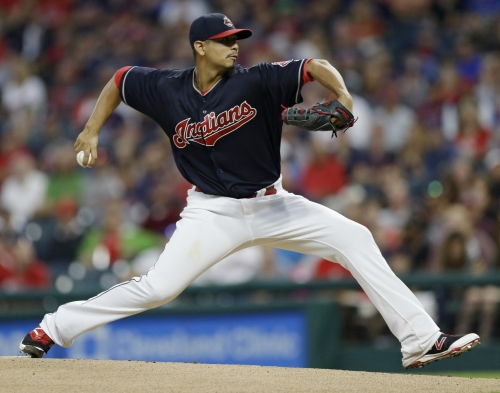 Cleveland Indians one-hit by Doug Fister as Boston Red Sox cruise to 9-1 win