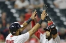 Fister fires 1-hitter as Red Sox romp Indians 9-1 (Aug 22, 2017)