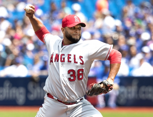 Whicker: Yusmeiro Petit gives Angels relief, searches for his own