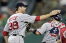 Boston Red Sox's Doug Fister 'paid' for bad curveball, 'held breath' on loud final out, dominated in between