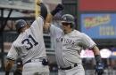 Joe Girardi's lineup switch pays off in rare Yankees laugher