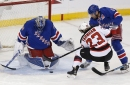Rangers giving former Devils agitator a tryout