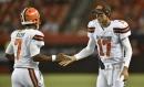Browns rookie quarterback DeShone Kizer named starter over Brock Osweiler