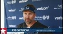 Colts offensive coordinator Rob Chudzinski talks players coming back from injury