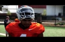 Watch: Oregon State RB Thomas Tyner excited for his Beavers debut