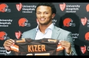 Cleveland Browns make logical choice with DeShone Kizer to start -- Terry Pluto (video)