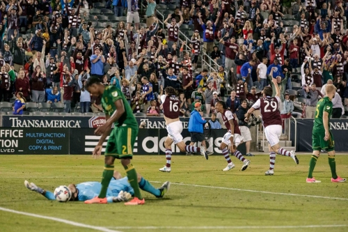Game Preview & How to Watch: Portland Timbers vs. Colorado Rapids