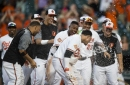 Orioles try to break hearts, escape with walkoff win against Athletics, 8-7
