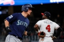Things fall apart in the eighth inning as Braves lose to Mariners